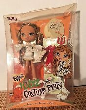 Bratz Kidz Costume Party Dazzlin Disguise Yasmin Doll New in Box Angel & Devil