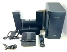 Panasonic Speakers for the SC-PT760 5-disc DVD home theater system NO RECEIVER