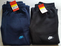 NIKE MENS TRACKSUIT JOGGING BOTTOMS JOGGERS PANTS NEW NAVY BLACK 100% GENUINE