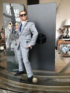 James Bond 1:6 Daniel Craig No Time To Die Spectre Hot Toy Guess Me