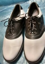 Footjoy Super Lites Golf shoes Men SZ 10 Med  Excellent condition Footjoys