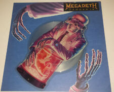 Megadeth: hanger 18 shaped picture disc U.K. Import 1991