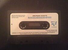Incroyable rapetissement DE SPHERE-par Electric Dreams-zx spectrum cassette