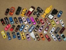 Mixed Lot of 48 diecast cars trucks construction airplane Racing Champions Jada+
