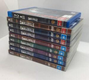 Smallville Seasons 1-9 Superman DC PAL REG 4
