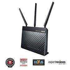 ASUS DSL-AC68U AC1900 Dual-Band Wireless VDSL ADSL 2  Gigabit Modem Router, 2.0