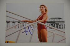 Kelly TUBO Bach SIGNED 20x30cm Baywatch foto autografo autograph in persona...