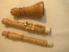 Copy German Baroque style Oboe A-415HZ maple wood oboe Good sound  #103