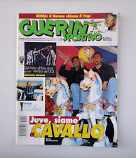 GUERIN SPORTIVO 1997- n. 15 - JUVE , SIAMO A CAVALLO
