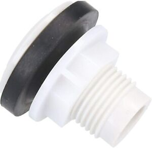 Toilet Cistern Blanking Off Plug, 21-30mm PLUMBOB, 715225
