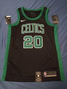 NWT Gordon Hayward Boston Celtics NBA Nike Connect Dri-Fit Jersey Men's 40