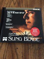 Sling Blade Divx