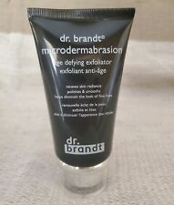 Dr. Brandt Microdermabrasion Age Defying Exfoliator 2oz. Authentic. No box