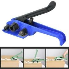Manual Tensioner Strapping Packing Tool for Pet PP Plastic Steel 16 19mm Tape