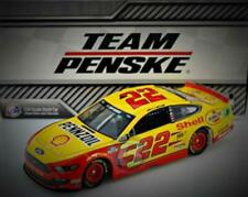 """2020 JOEY LOGANO #22 SHELL PENNZOIL FORD MUSTANG 1:24 """"1164 MADE"""""""