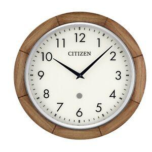 """NEW 11""""  CITIZEN ALEXA COMPATIBLE ECHO  SMART CLOCK CC5011"""