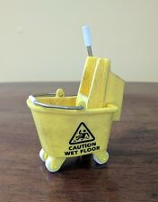 WWE WWF Jakks Pacific TOY Mop Bucket Weapon Accessory For Action Figures
