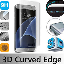 SAMSUNG GALAXY S7 G930 CURVED FULL COVER GORILLA TEMPERED GLASS SCREEN PROTECTOR