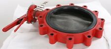 "Series 31 Lugged Bray 12"" Cast Iron Butterfly Valve"