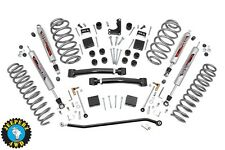 "99-04 Jeep WJ Grand Cherokee 4"" X-Series Suspension Lift Kit, 639P, *QUICK SHIP*"