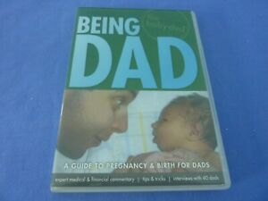 Being Dad DVD A Guide To Pregnancy & Birth For Dads R0 Free Postage