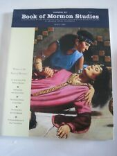 Book of Mormon Studies FARMS Vol. 11 Women Of The Book Of Mormon 2002