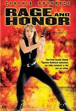 Rage and Honor: Richard Norton, Cynthia Rothrock, DVD Factory Sealed Rare