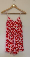 PETER ALEXANDER Christmas Nightgown / Summer One Piece Playsuit - Size S