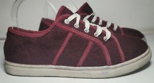 Unbranded USED GOOD MENS Casual Red SIZE 8.5