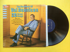 The Very Best Of Val Doonican - 20 Great Songs, Warwick WW-5081 Ex+ Condition LP