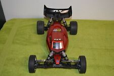 Team Losi Tlr 22.4 2wd Racing Buggy with Savox Servo & Accessories