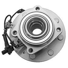 Wheel Hub Bearing Assembly Front for Chevrolet GMC Sierra 2500HD 3500HD 4WD 8Lug