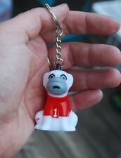 NEW American Heart Association Soccer Pup Dog Keychain Collectible