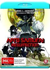 Afro Samurai - Resurrection (Blu-ray, 2009)
