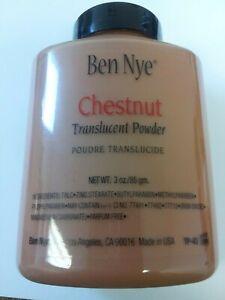 BEN NYE CHESTNUT 3 OZ. TRANSLUCENT FACE POWDER