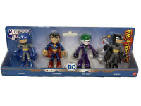 Justice League Flextreme Batman Joker Superman DC Comics Bendable Figures