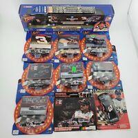Winners Circle NASCAR Dale Earnhardt Sr Trailer Rig/Lot of 6 1:64 and Bonuses
