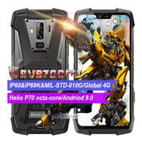 Blackview BV9700 PRO 4G Rugged Cellphone Unlocked 6GB RAM 128GB ROM Smartphone