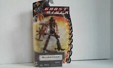 "MARVEL GHOST RIDER MOVIE Scarecrow 6"" ACTION FIGURE w/Swinging Sickle Hasbro 07"