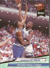 SHAQUILLE O'NEAL 1992-93 Fleer Ultra Rookie Card Orlando Magic