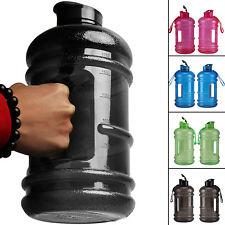 2.2L Big Large BPA Free Sport Water Bottle Gym Training Camping Drink Kettle