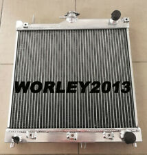 Aluminum radiator for Suzuki Jimny Sumurai JB33 JB43 1.3 16V G13B M13A 98 ON MT