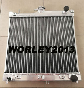 Aluminum radiator for Suzuki Jimny Sumurai JB33 JB43 1.3 16V G13B M13A 98 ON MT
