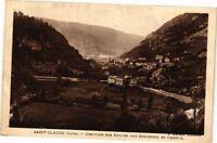 CPA Saint-Claude-Jonction des Routes des Bouchoux et Genéve (263829)