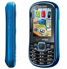 Samsung SCH U460 Intensity II - Blue (Verizon) Cellular Phone