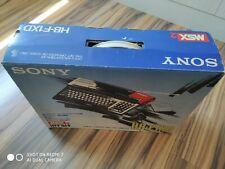 Caja Msx2 Sony