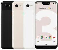 Google Pixel 3 XL G013C GSM Unlocked AT&T T-mobile 64GB 128GB | Very Good