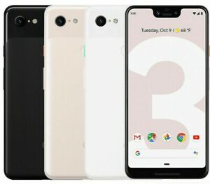 Google Pixel 3 XL G013C GSM Unlocked AT&T T-mobile 64GB 128GB | Very Good