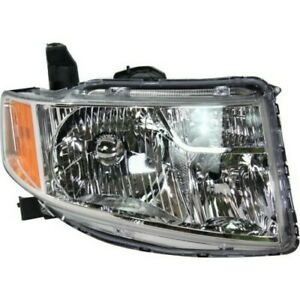 RH Right Passenger side Headlamp Lens/Housing EX/LX fits 2009 2011 Honda Element