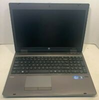 HP Probook 6560b i5-2450m 2.5Ghz 4GB RAM 250GB HDD Win 7 Pro